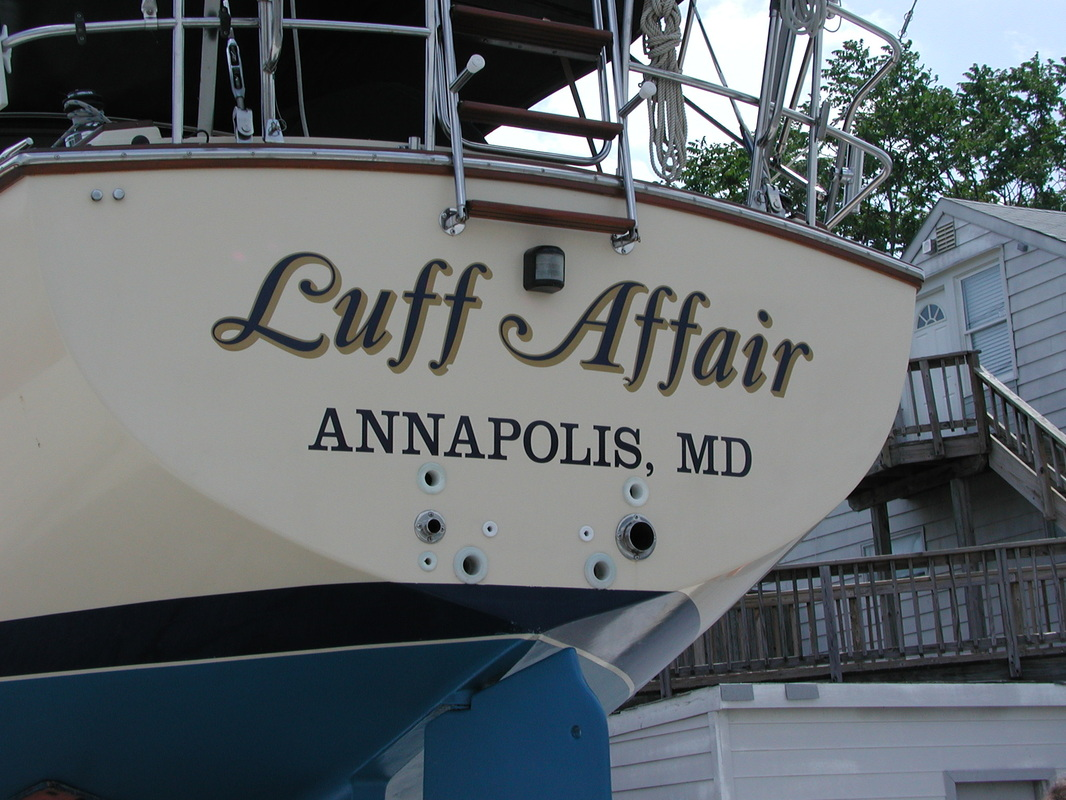 PRODUCTS CUSTOM BOAT LETTERING - Custom vinyl boat decals online